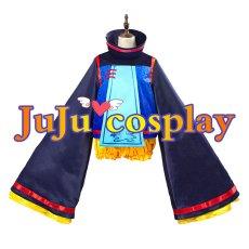 画像1: バーチャルYouTuber VTuber Nanako ナナコ コスプレ衣装 (1)