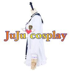 画像6: ホロライブ 新衣装 湊あくあ コスプレ衣装 (6)