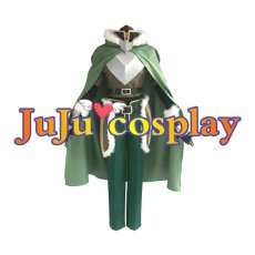 画像1: 盾の勇者の成り上がり 岩谷尚文 コスプレ衣装 コスプレチューム  (1)
