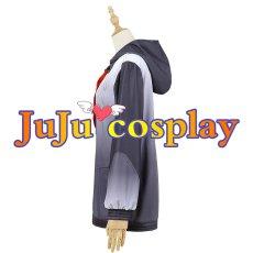 画像4: プロジェクトセカイ  プロセカ 25 時、ナイトコードで。 宵崎 奏 コスプレ衣装  (4)