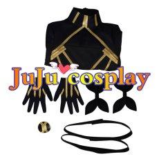 画像5: 送料無料 Fate/Grand Order FGO スペースイシュタル 遠坂凛 コスプレ衣装 コスプレチューム  (5)