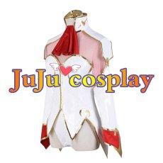 画像2: 送料無料 コードギアス 復活のルルーシュ C.C. コスプレ衣装 コスプレチューム  (2)