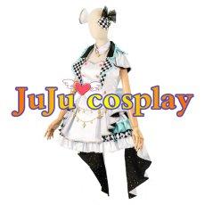 画像2: プロジェクトセカイ カラフルステージ! プロセカ MORE MORE JUMP ミク コスプレ衣装  (2)