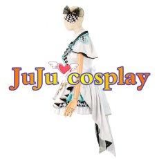 画像4: プロジェクトセカイ カラフルステージ! プロセカ MORE MORE JUMP ミク コスプレ衣装  (4)