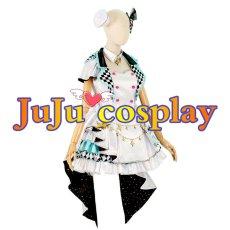 画像3: プロジェクトセカイ カラフルステージ! プロセカ MORE MORE JUMP ミク コスプレ衣装  (3)