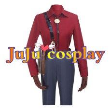 画像2: MARS RED(マーズ レッド) タケウチ コスプレ衣装 コスプレチューム  (2)