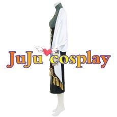 画像3: バーチャル にじさんじ 白雪巴 通常服 コスプレ衣装 (3)