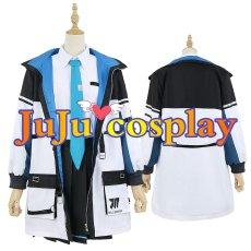 画像1: ブルーアーカイブ ブルアカ 神ゲー 天童アリス コスプレ衣装 (1)