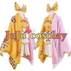 画像4: 桜ミク  鏡音リン 鏡音レン コスプレ衣装 (4)