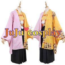 画像11: 桜ミク  鏡音リン 鏡音レン コスプレ衣装 (11)