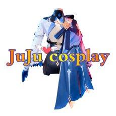 画像3: 原神 げんしん Eula(ユーラ/エウルア) コスプレ衣装 (3)