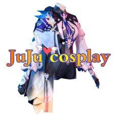 画像2: 原神 げんしん Eula(ユーラ/エウルア) コスプレ衣装 (2)