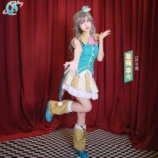 画像3: 一部在庫 プロジェクトセカイ  プロセカ ワンダーランズ×ショウタイム 草薙寧々 コスプレ衣装  (3)