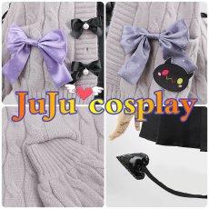 画像8: バーチャル Vtuber 4期生 常闇トワ 新衣装 コスプレ衣装(製作決定) (8)