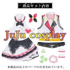 画像6: プロジェクトセカイ カラフルステージ! プロセカ MORE MORE JUMP! 桃井愛莉 コスプレ衣装  (6)
