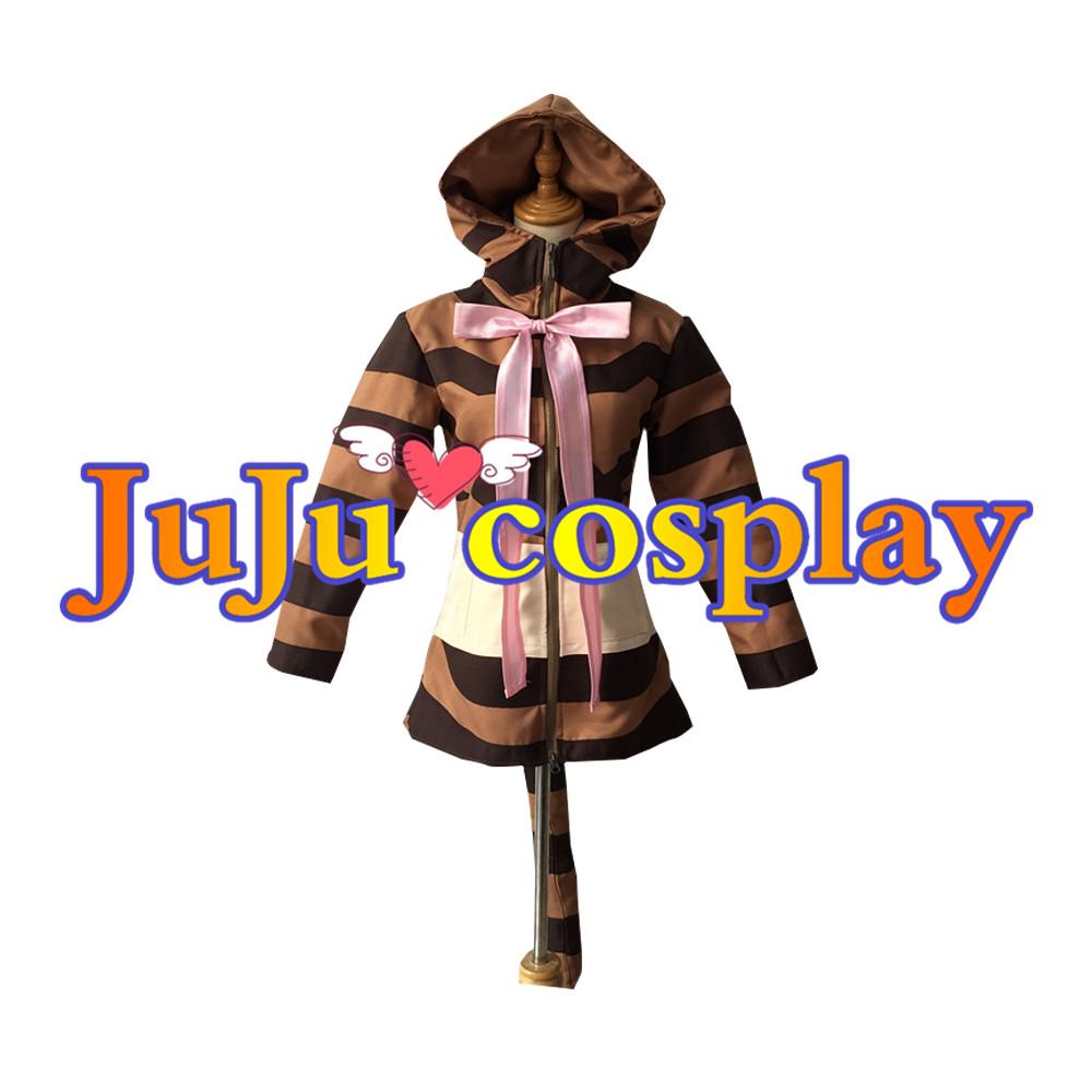 画像1: 送料無料!! けものフレンズ ツチノコ  コスプレ衣装 (1)