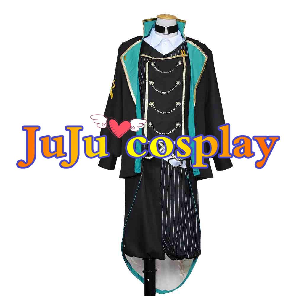 画像1: バーチャルYouTuber VTuber にじさんじ 叶 (かなえ) アイドル衣装 コスプレ衣装 (1)