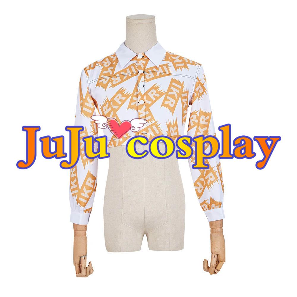 画像1: ヒプノシスマイク 山田三郎 コスプレ衣装 (1)