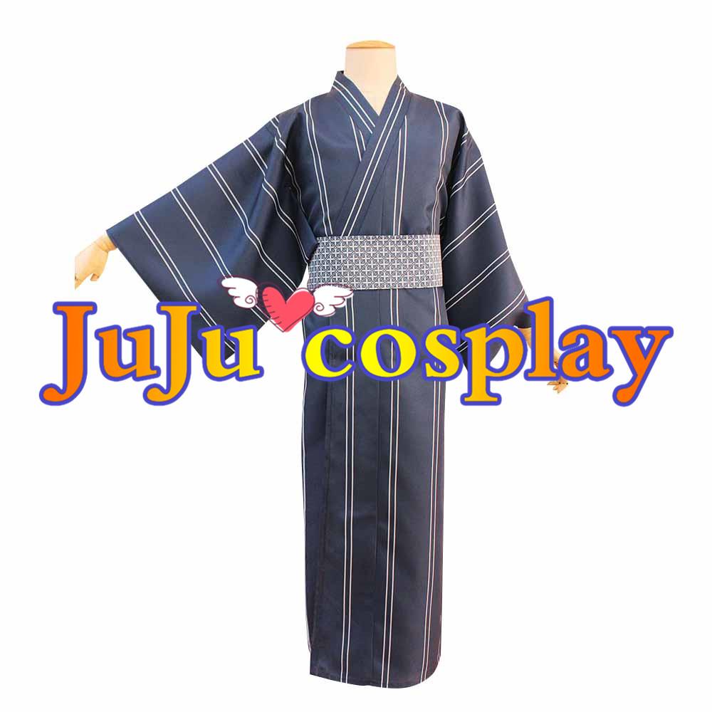 画像1: 刀剣乱舞 山姥切国広 軽装 コスプレ衣装 (1)