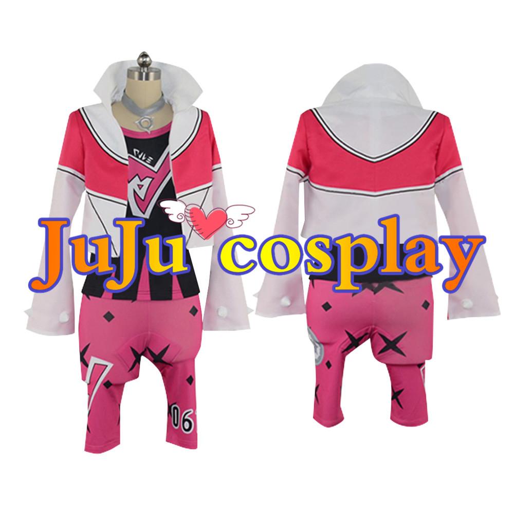 画像1: ポケットモンスター ソード・シールド ネズ コスプレ衣装 コスプレチューム  (1)