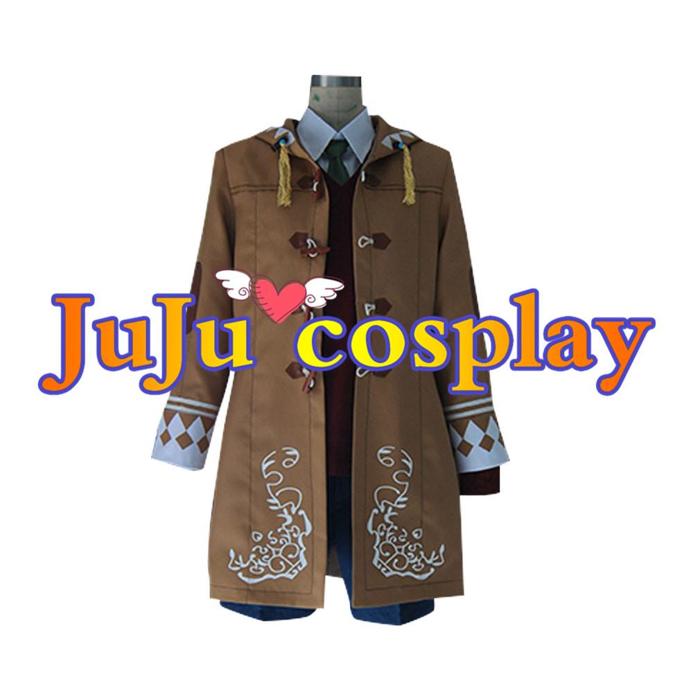 画像1: 魔法使いの約束 南の国 ミチル Mitile コスプレ衣装 コスプレチューム  (1)