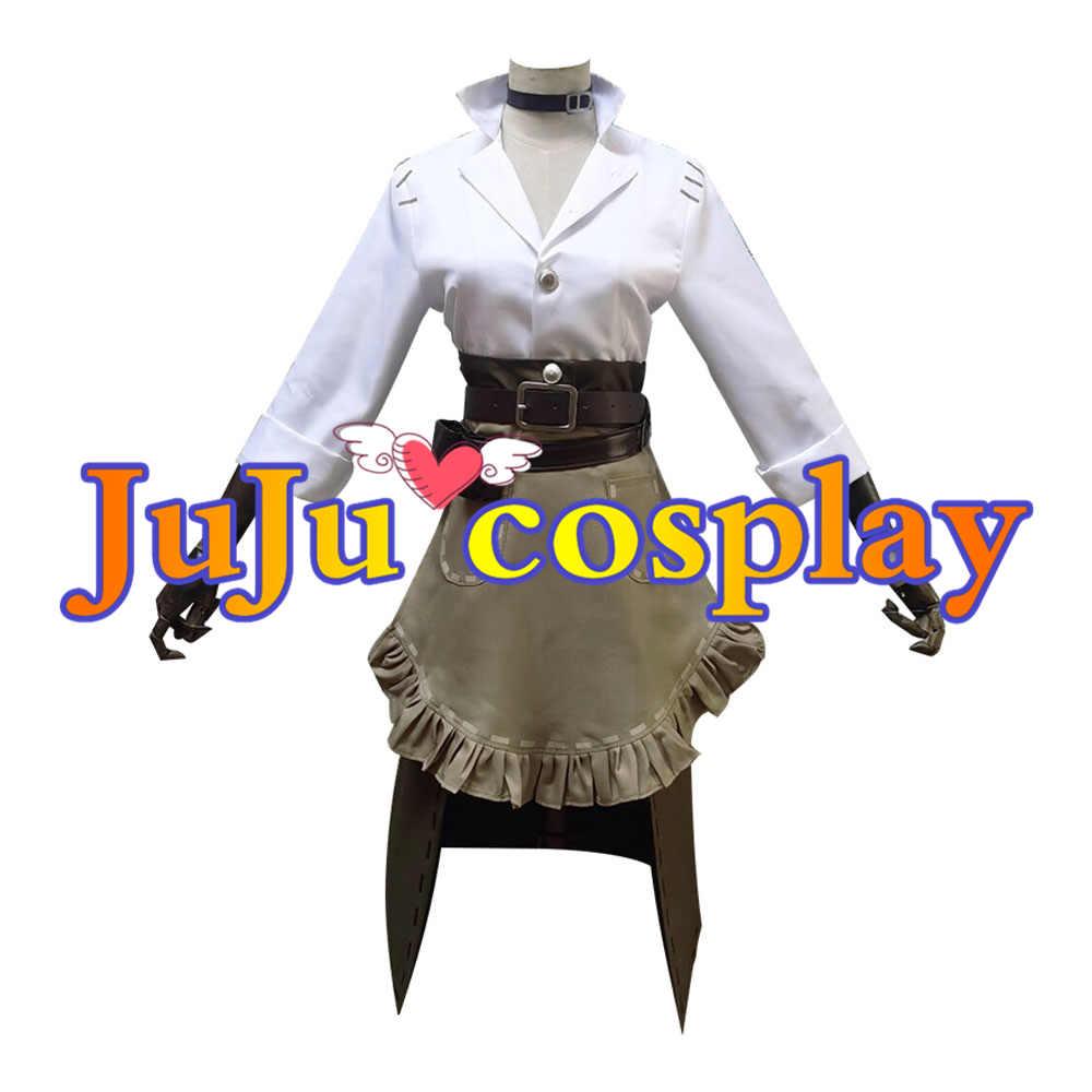 画像1: IdentityV 第五人格 バーメイド(デミ・バーボン) コスプレ衣装 コスプレチューム  (1)