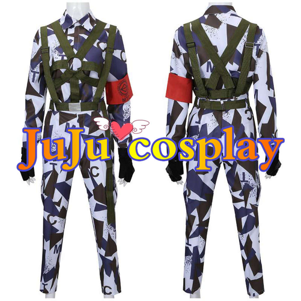 画像1: ヒプノシスマイク 毒島メイソン理鶯 コスプレ衣装 コスプレチューム  (1)