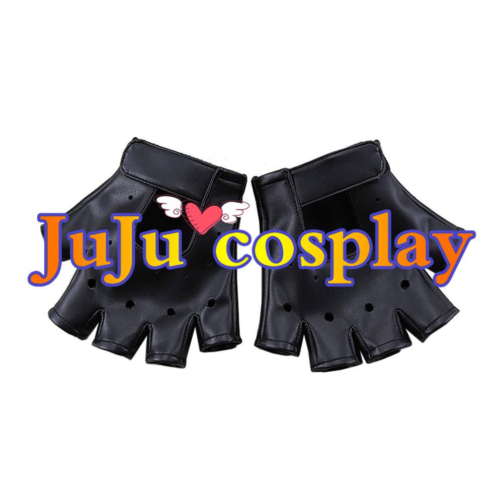 画像1: 仮面ライダーBLACK RX 倉田てつを 手袋 コスプレ衣装(ワンサイズ) (1)