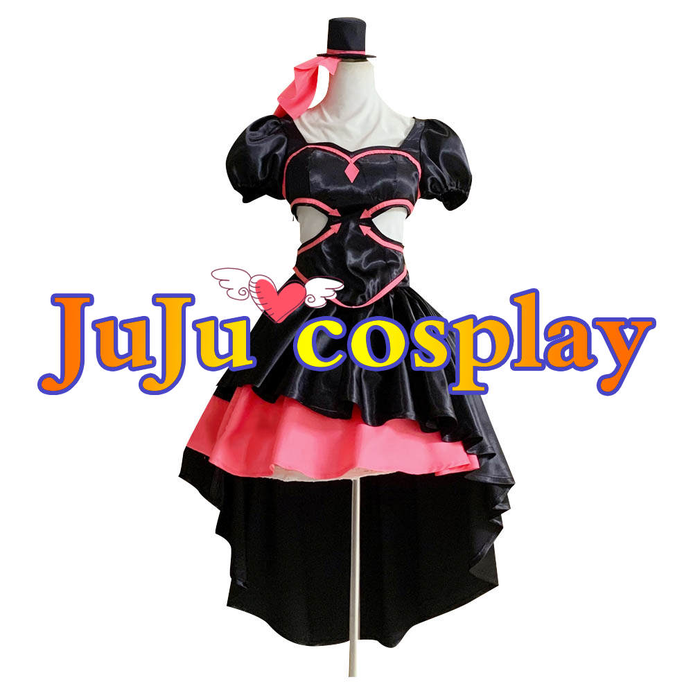 画像1: ソードアート・オンライン -エクスクロニクル- 10周年記念 ユナ コスプレ衣装 (1)