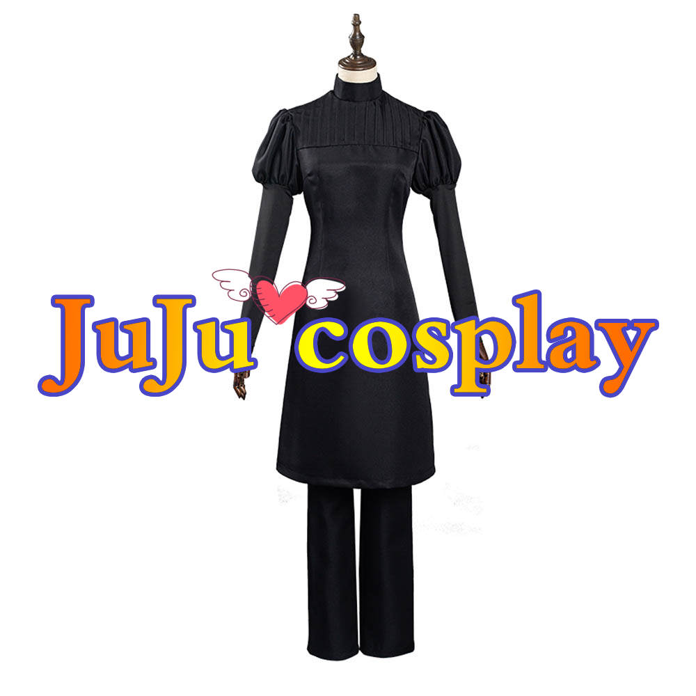 画像1: 呪術廻戦 家入硝子 冥冥 コスプレ衣装 (1)