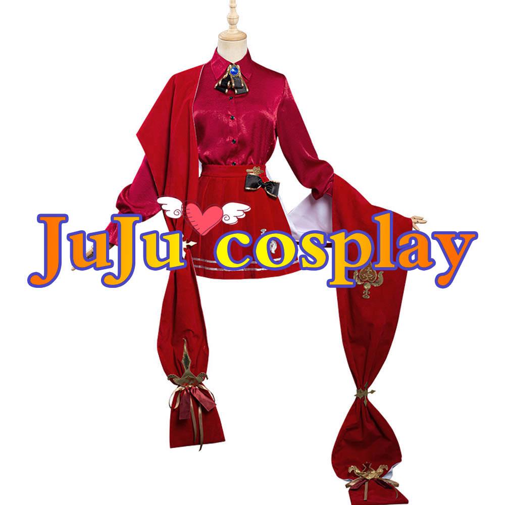 画像1: Fate/Grand Order フェイト・グランドオーダー FGO カレン・オルテンシア コスプレ衣装 (1)