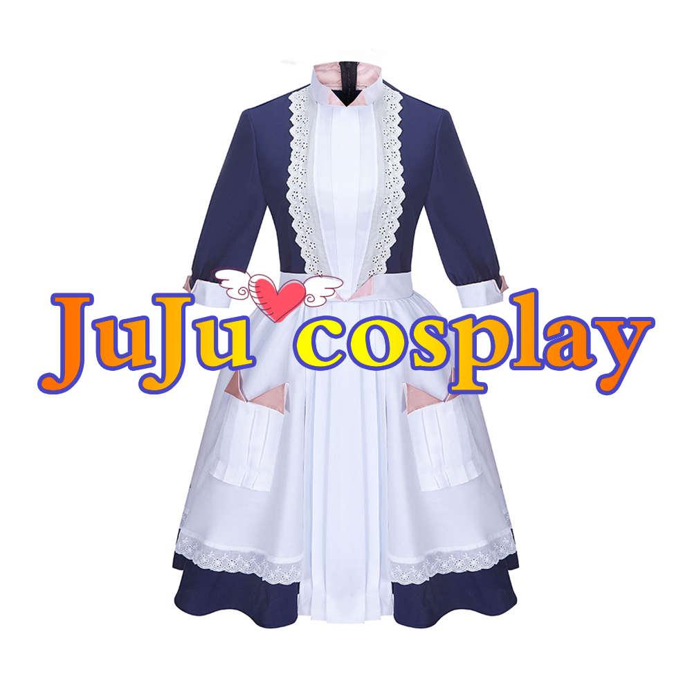 画像1: シャドーハウス エミリコ コスプレ衣装 コスプレチューム  (1)