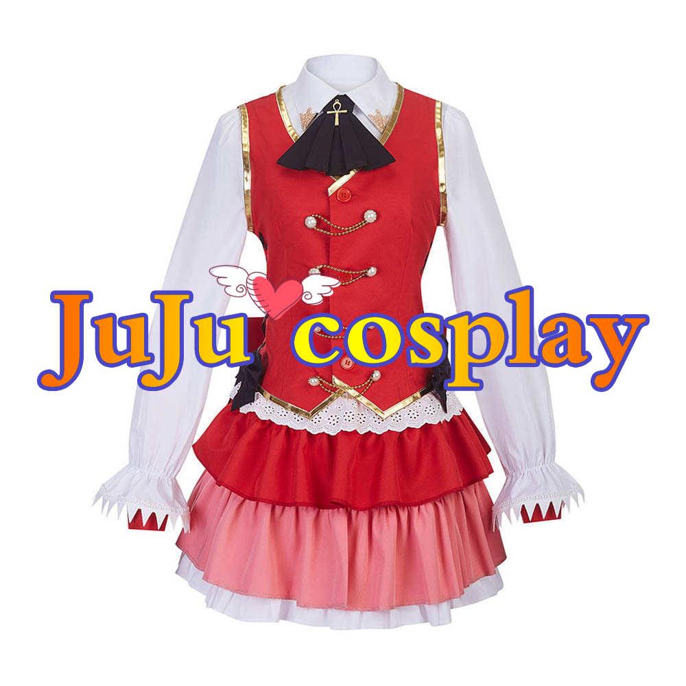 画像1: Fate/Grand Order Walts×FGO エレナ・ブラヴァツキー それってとってもマハトマね☆ コスプレ衣装 コスプレチューム  (1)